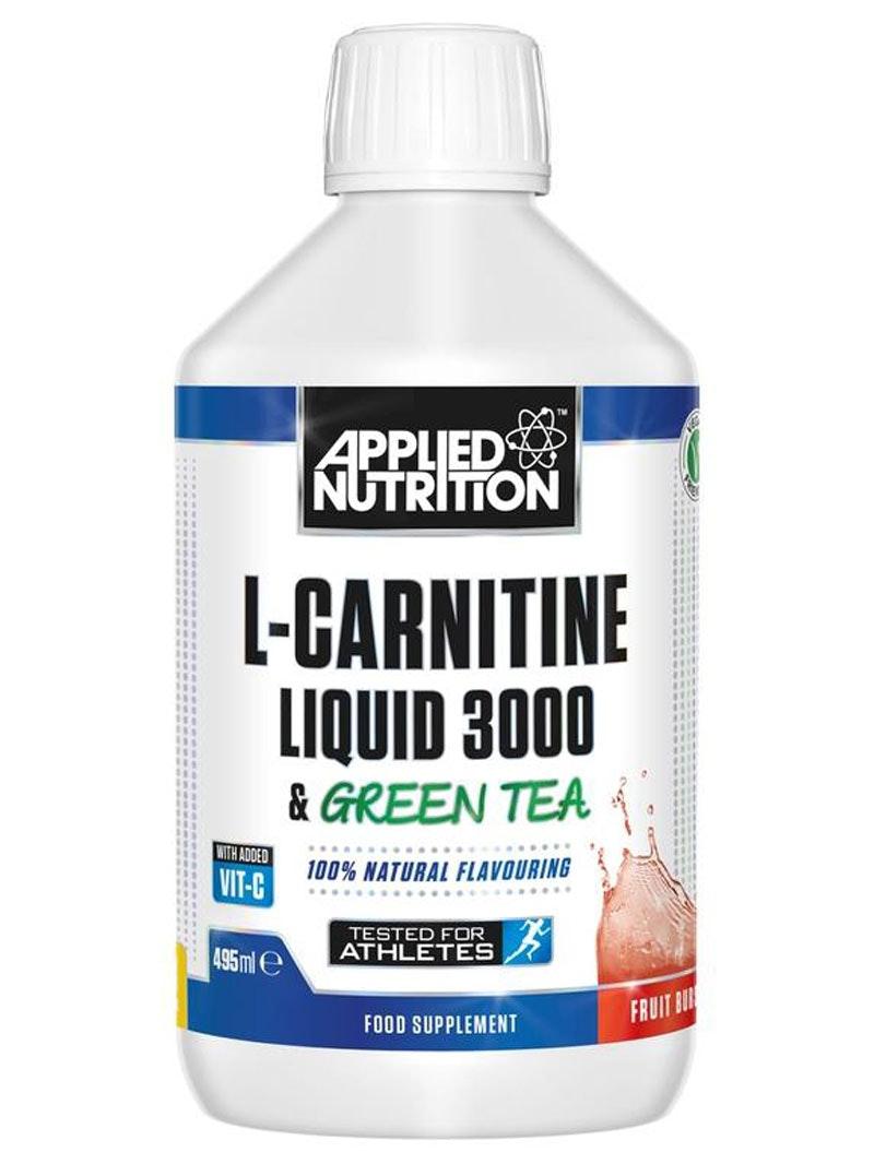 Applied Nutrition Liquid L-Carnitine 3000 - 33 Servings